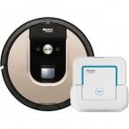 Robotický vysavač iRobot Roomba 966 + Braava jet 240
