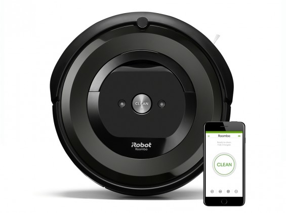 Robotický vysavač iRobot Roomba E5 Black, WiFi