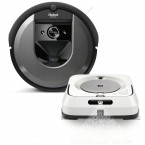 Robotický vysavač iRobot Roomba i7 + mop iRobot Braava jet m6