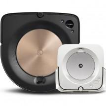 Robotický vysavač iRobot Roomba s9 a mop Braava jet m6