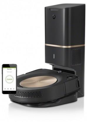 Robotický vysavač iRobot Roomba s9+