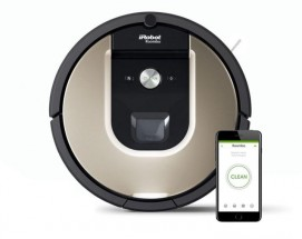 Robotický vysavač iRobot Roomba976