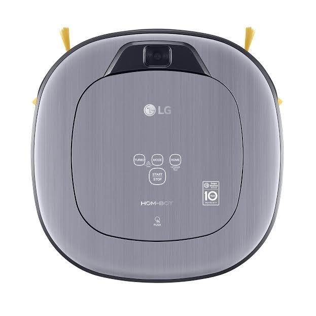 Robotický vysavač LG VR9647PS