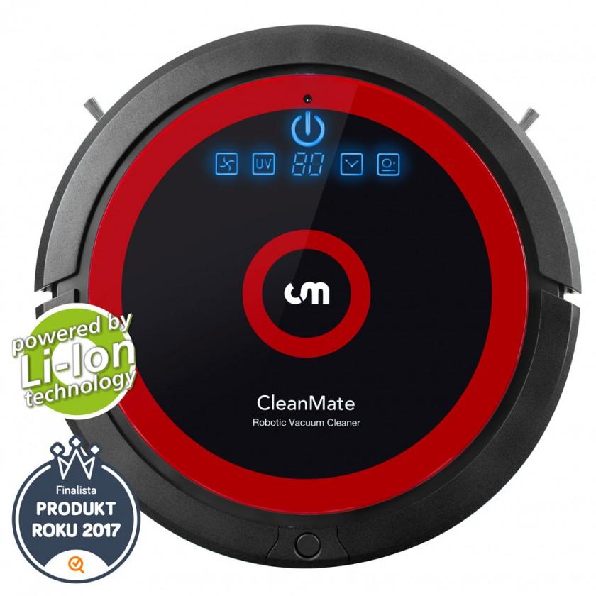 Robotický vysavač Robotický vysavač CleanMate QQ6Sli
