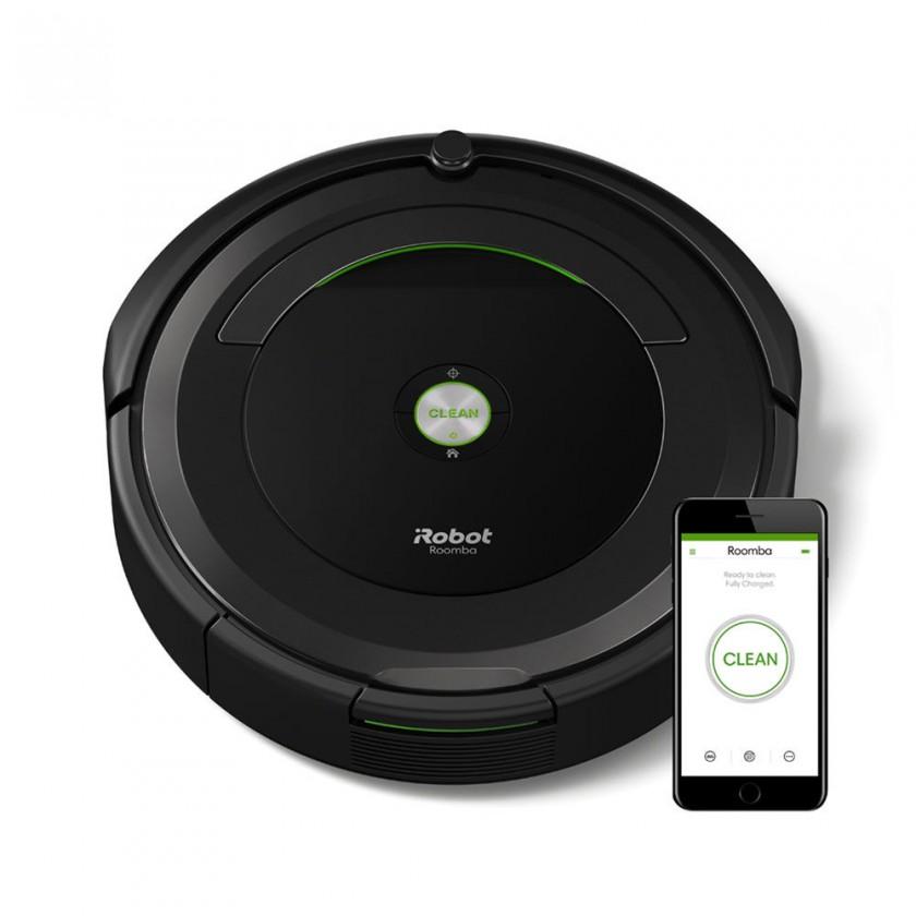 Robotický vysavač Robotický vysavač iRobot Roomba 696, WiFi
