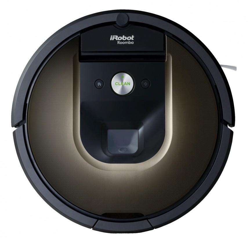 Robotický vysavač Robotický vysavač iRobot Roomba 980, WiFi