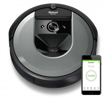 Robotický vysavač Robotický vysavač iRobot Roomba i7