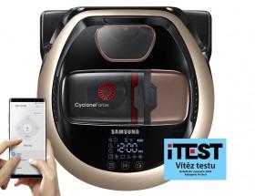 Robotický vysavač Samsung VR20M707CWD, WiFi