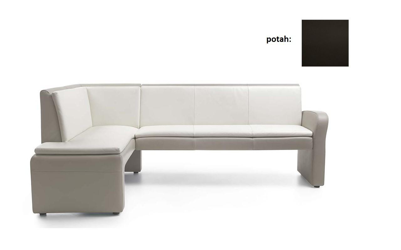 Rohová lavice Cortado - velká (soft - col.11)