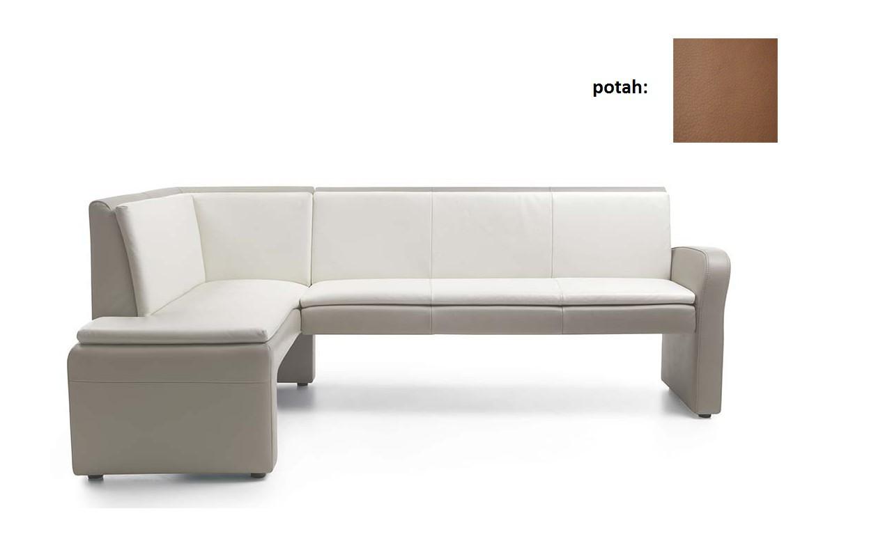 Rohová lavice Cortado - velká (soft - col.30)