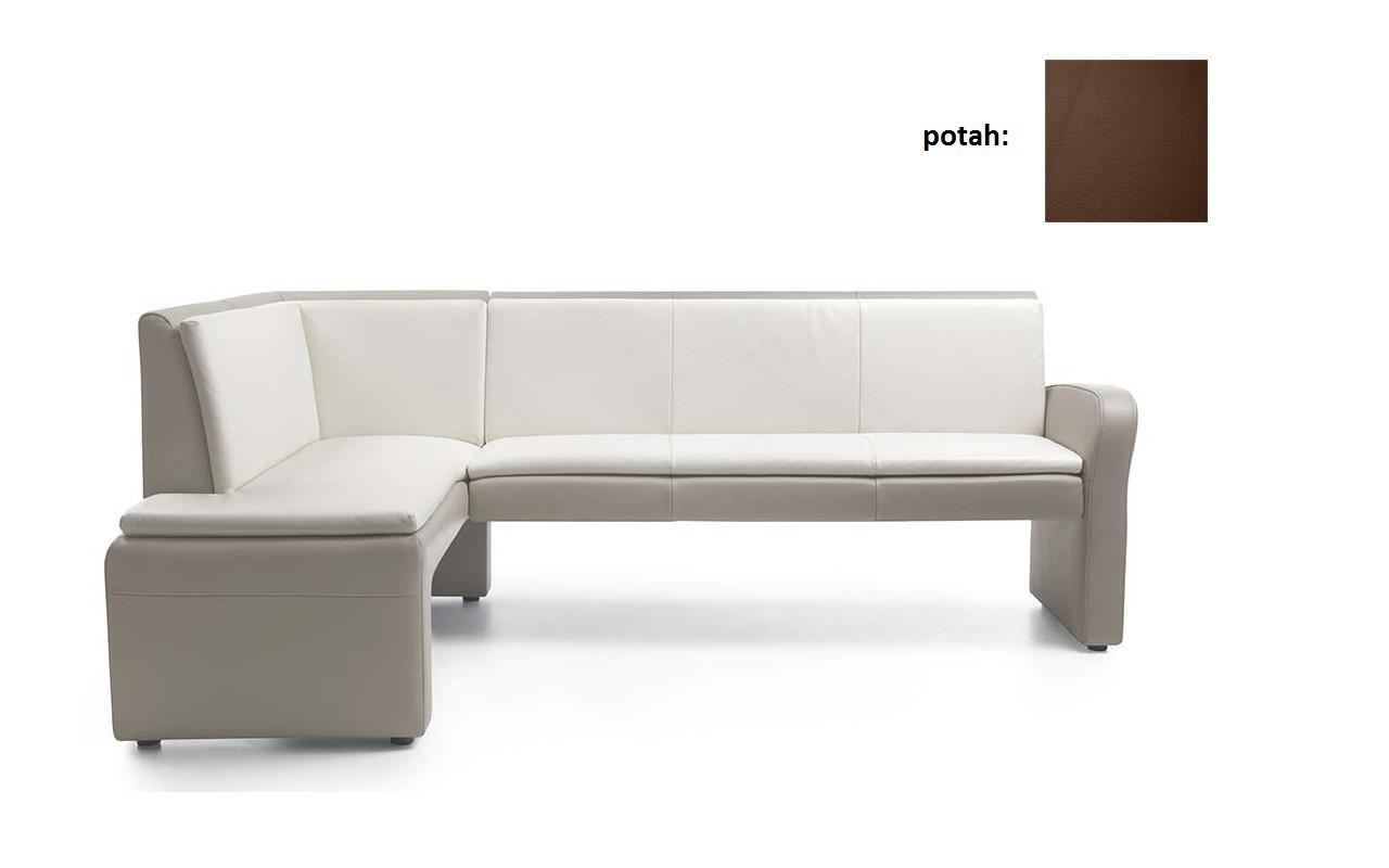Rohová lavice Cortado - velká (soft - col.66)