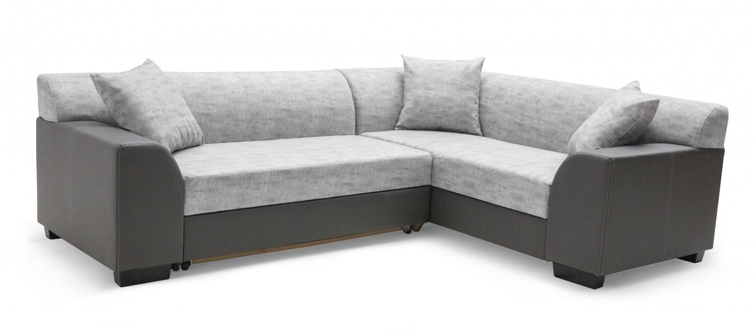 Rohová sedací souprava Hilton - Roh pravý (cayenne 1118, korpus/gonzales 2901, sedák)