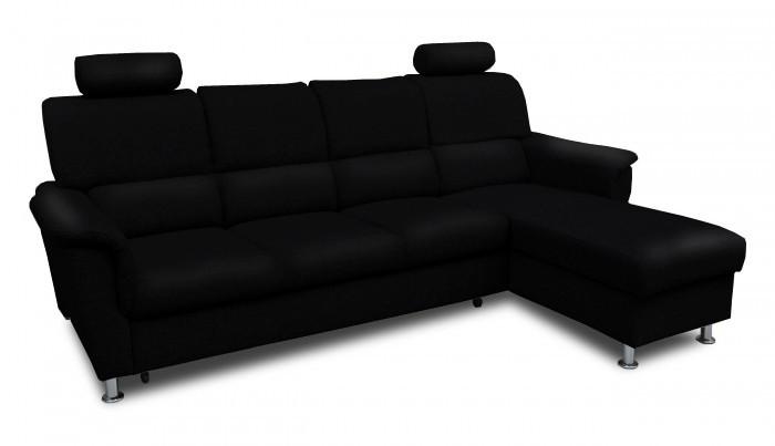 Rohová sedací souprava Rohová sedačka rozkládací Duo Panama pravá 3FP-OTL (eko kůže)