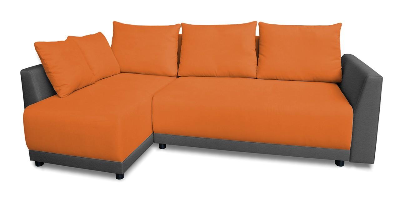 Rohová sedací souprava Rohová sedačka rozkládací Fiesta univerzální roh (bella 14)