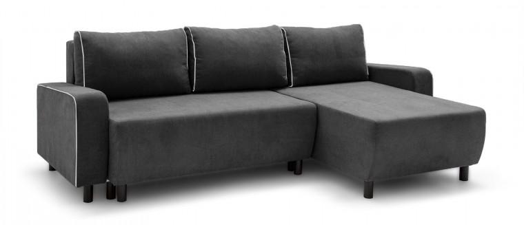 Rohová sedací souprava Rohová sedačka rozkládací Island univerzální roh (sedák-soro95)
