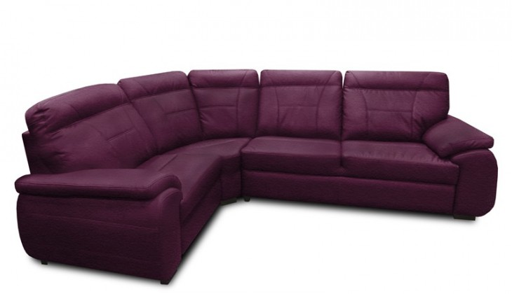 Rohová sedací souprava Rohová sedačka rozkládací Maxi sleep levý roh (látka)