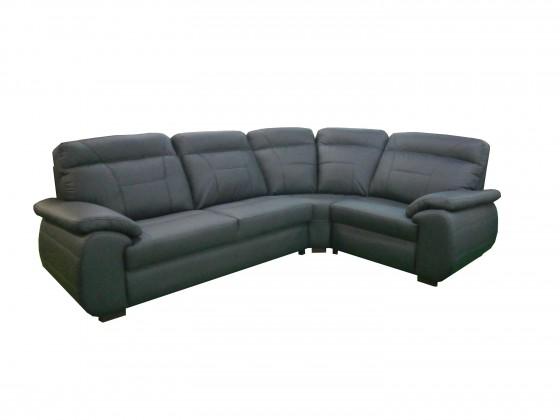 Rohová sedací souprava Rohová sedačka rozkládací Maxi Sleep relax pravý roh (1A138)