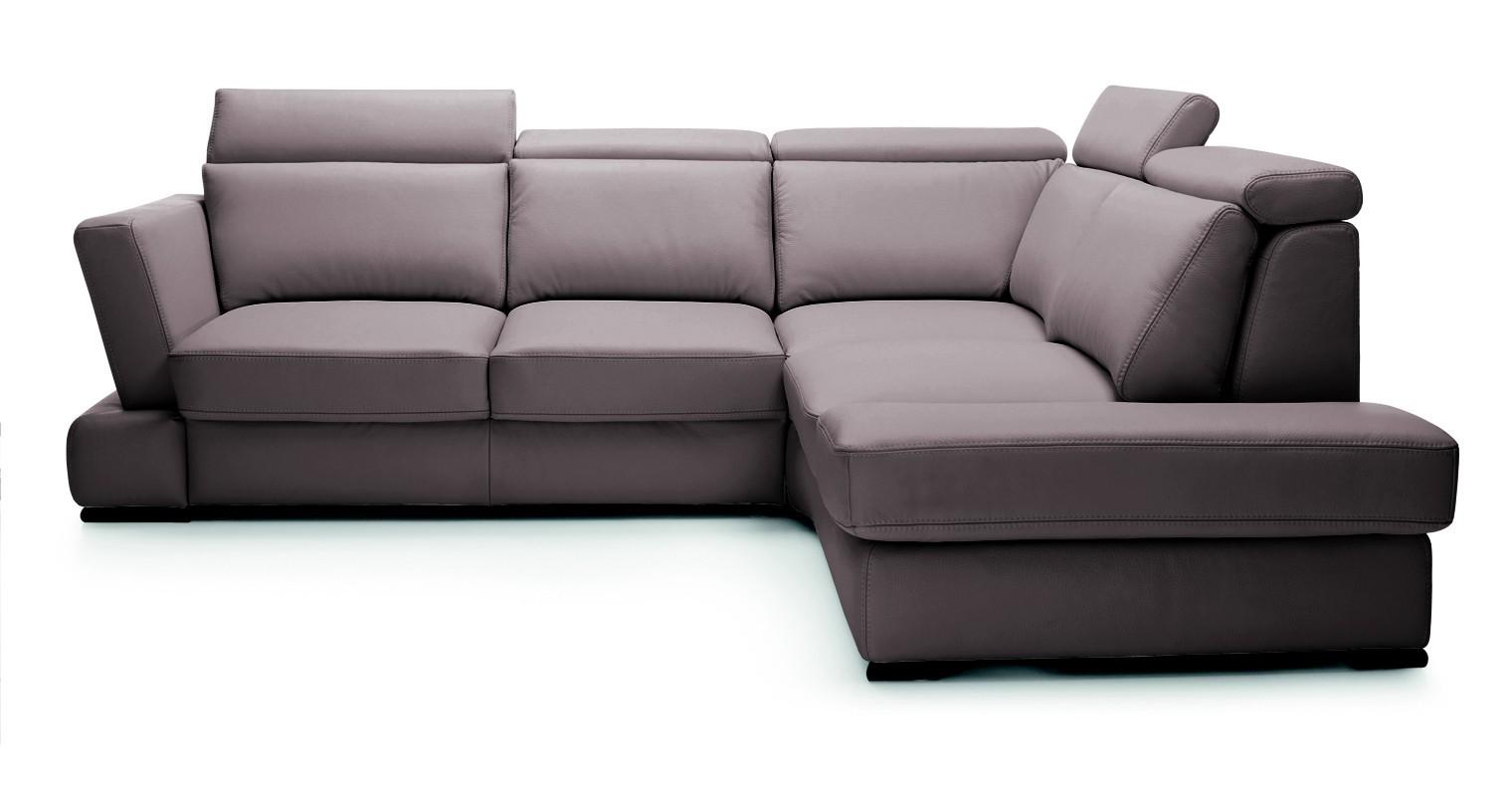 Rohová sedací souprava Rohová sedačka rozkládací Play pravý roh, 2FL-OTMDIIP (eko kůže)