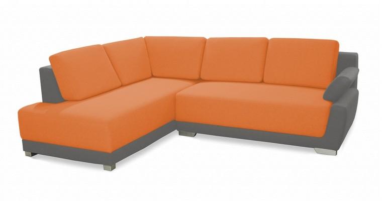 Rohová sedací souprava Rohová sedačka rozkládací Rapid levý roh (korpus-bella 14)