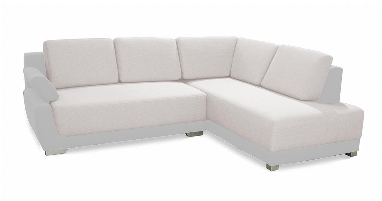 Rohová sedací souprava Rohová sedačka rozkládací Rapid pravý roh (korpus-bella 12)