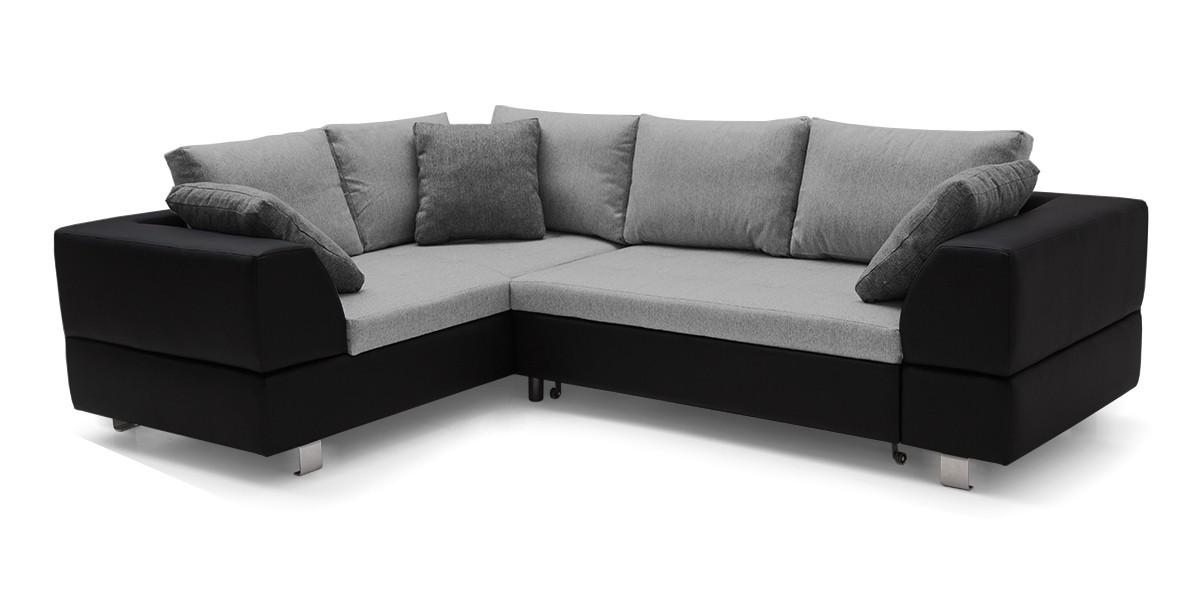 Rohová sedací souprava Rohová sedačka rozkládací Ravenna 2 levý roh (korpus - soft 11)