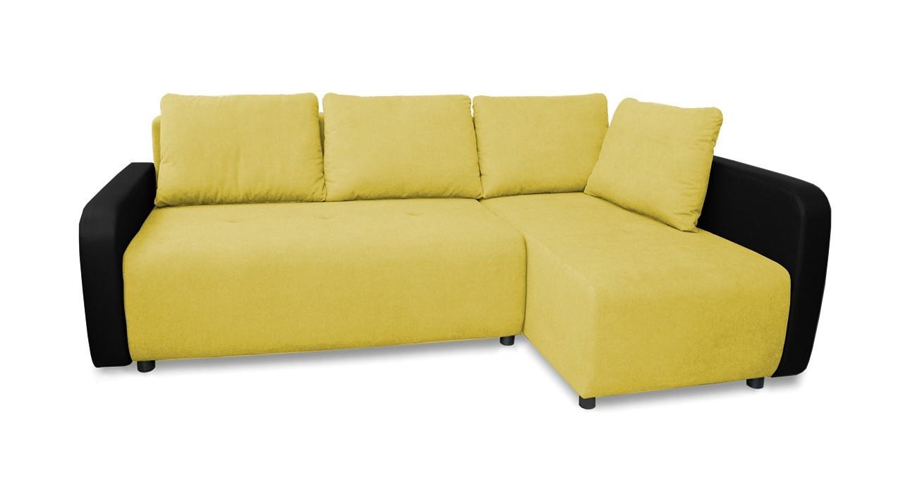 Rohová sedací souprava Rohová sedačka rozkládací Siena pravý roh (područky-bella 15)