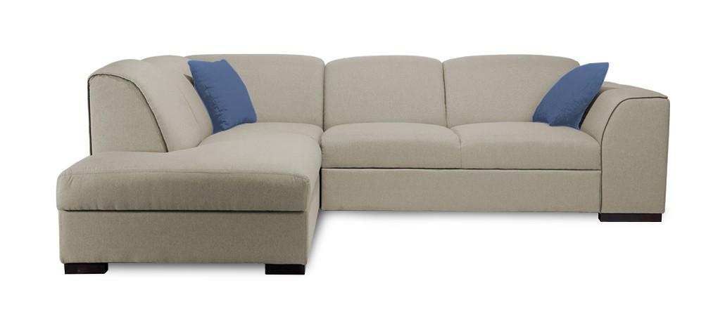 Rohová sedací souprava Rohová sedačka rozkládací West levý roh (orinoco 24/cayenne 1122)
