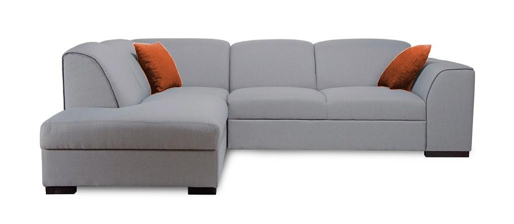 Rohová sedací souprava Rohová sedačka rozkládací West levý roh (soro 90/soft 11)