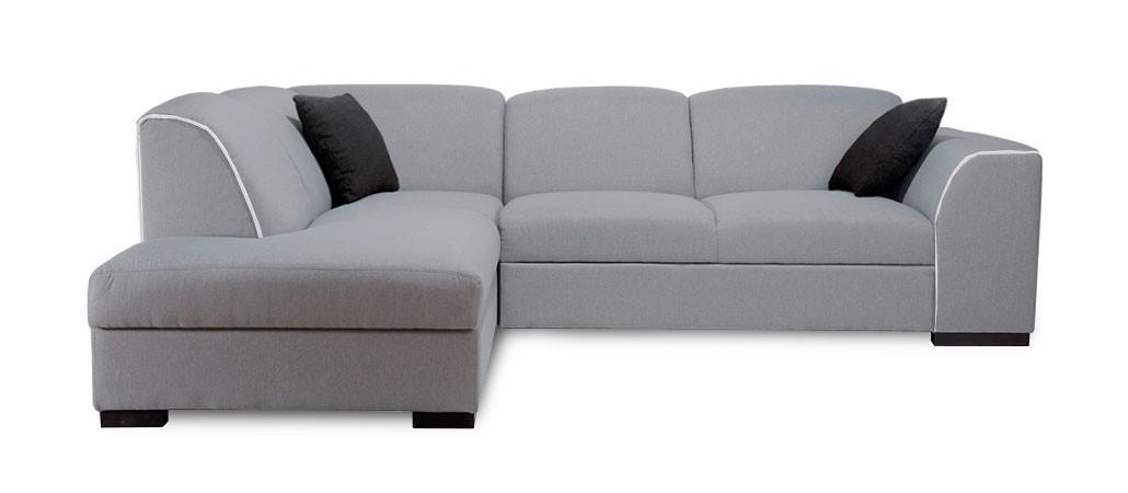 Rohová sedací souprava Rohová sedačka rozkládací West levý roh (soro 90/soft 17)