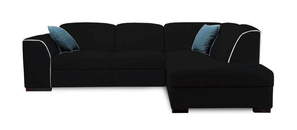 Rohová sedací souprava Rohová sedačka rozkládací West pravý roh (baku 2/soft 17)