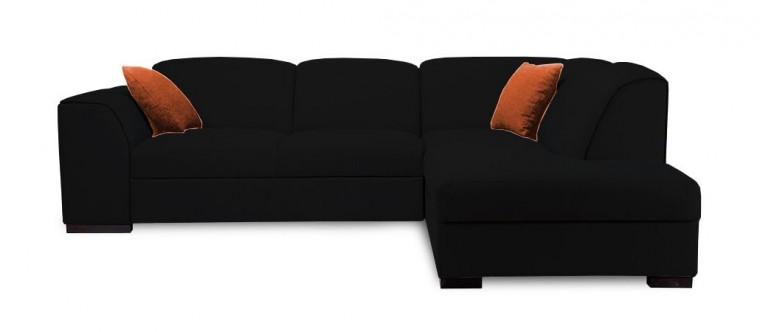 Rohová sedací souprava Rohová sedačka rozkládací West pravý roh (baku 2/soft 66)