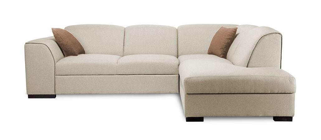 Rohová sedací souprava Rohová sedačka rozkládací West pravý roh (orinoco 23/soft 11)