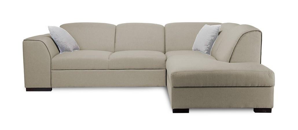 Rohová sedací souprava Rohová sedačka rozkládací West pravý roh (orinoco 24/soft 11)