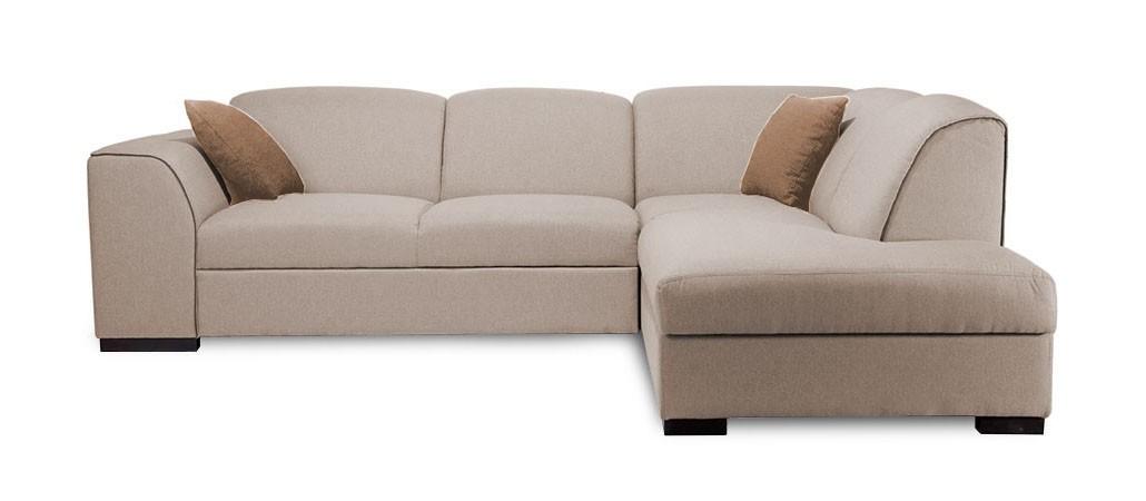 Rohová sedací souprava Rohová sedačka rozkládací West pravý roh (soro 23/soft 66)