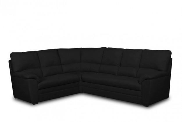 Rohová sedací souprava Rohová sedačka rozkládací York levý roh (látka)