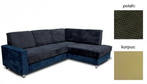 Rohová sedačka rozkládací Fantazy pravý roh (cross94/giovanni3)