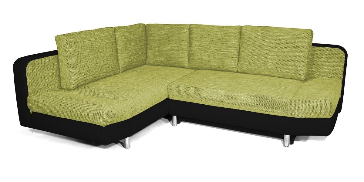 Rohová sedačka rozkládací Look levý roh (korpus - soft 11)