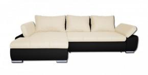 Rohová sedačka rozkládací Loona levý roh (madryt 1100/sun 21)