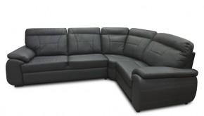 Rohová sedačka rozkládací Maxi sleep pravý roh (eko kůže)