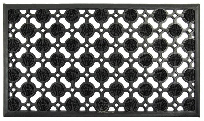 Rohožky Gumová rohožka RG02 (40x75 cm)