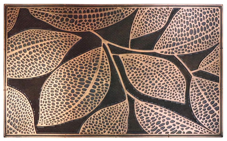 Rohožky Gumová rohožka RG03 (45x75 cm)