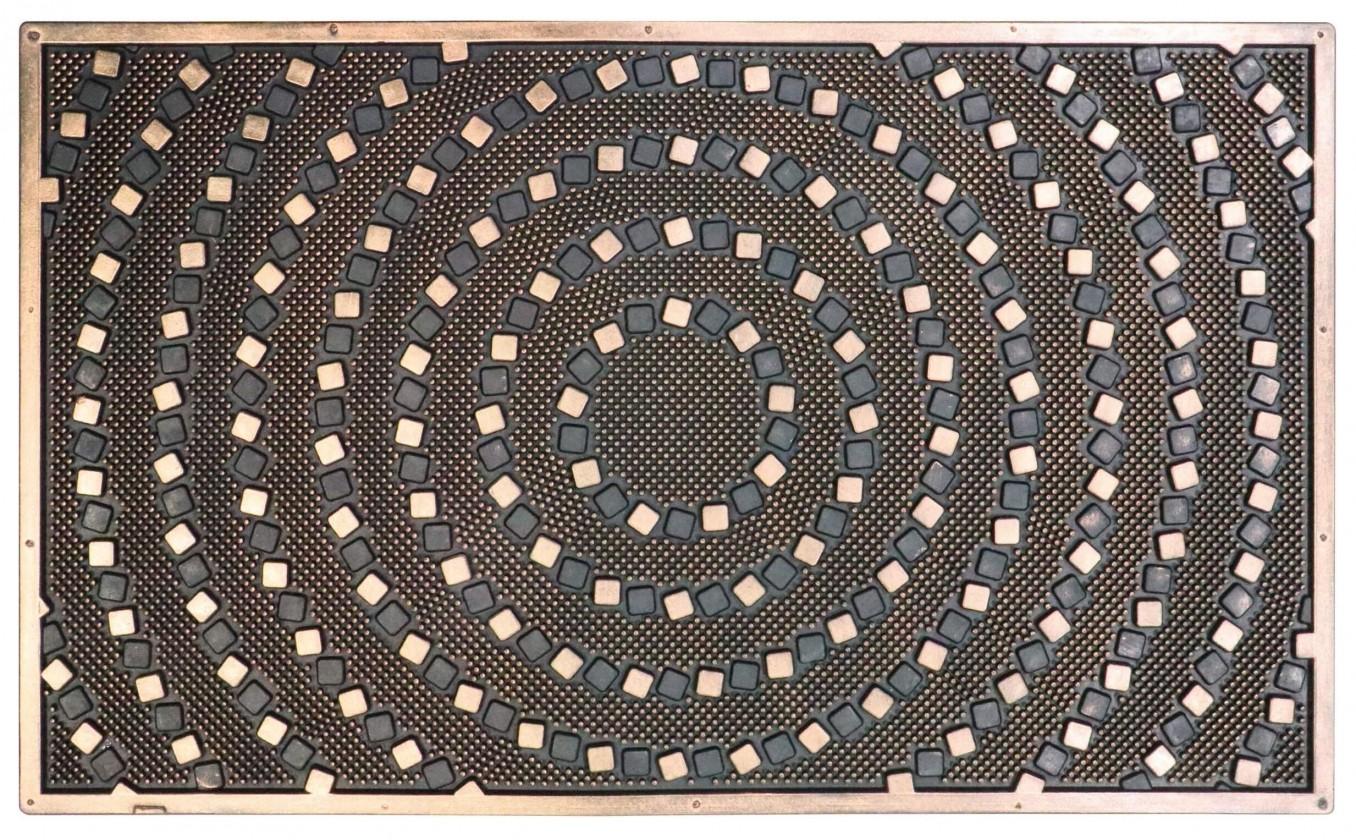 Rohožky Gumová rohožka RG05 (45x90 cm)