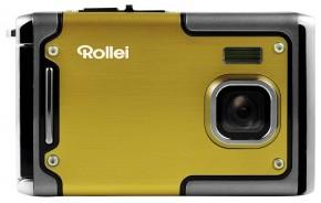 Rollei Sportsline 85 outdoor sportovní kamera, žlutá