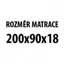RollSpring H3 - Matrace (200x90x20)