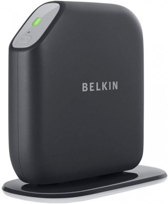 Router Belkin bezdrátový router Surf N300 (F7D2301QAZ)