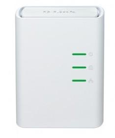 Router D-Link DHP-308AV Powerline RJ45 port
