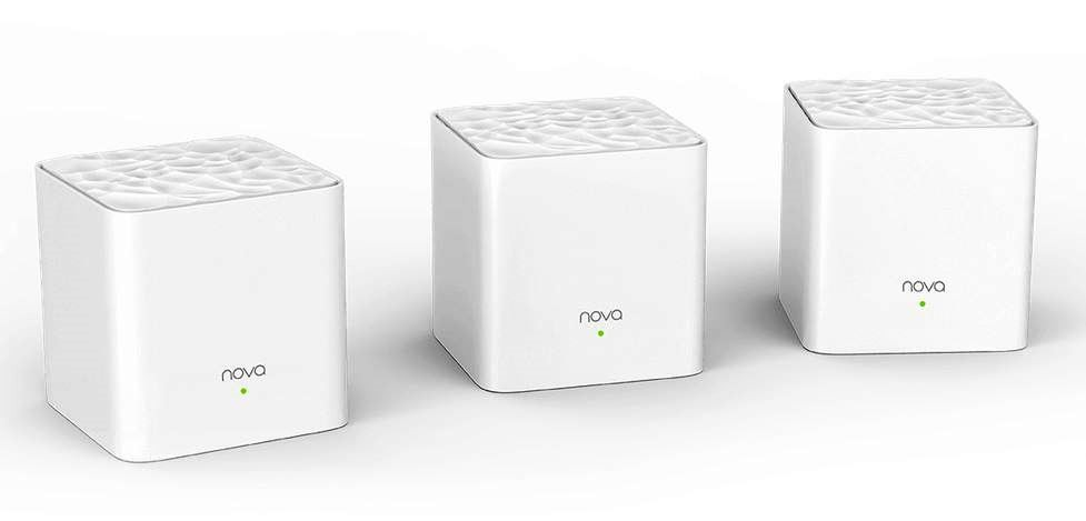 Router Tenda MW3 (3-pack) - Wireless AC MESH syst.