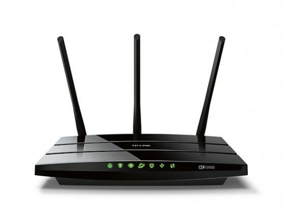 Router TP-Link Archer C59 AC1350 WiFi DualBand Router