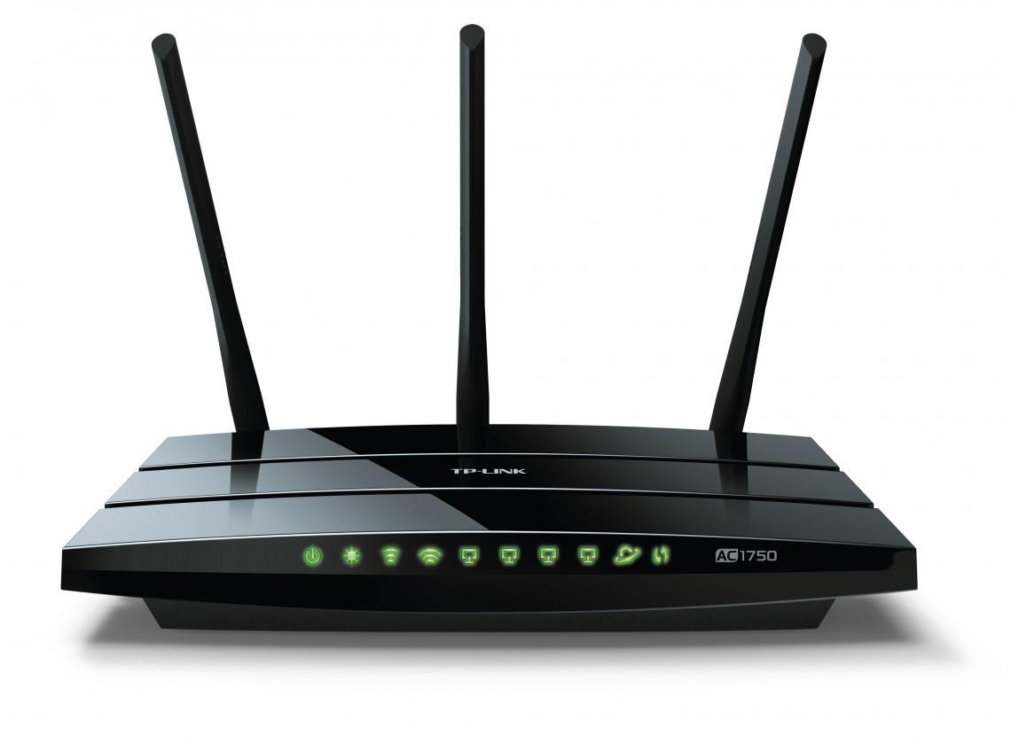 Router TP-Link Archer C7 AC1750 Dual band Wireless 802.11ac 4xLAN, BAZAR
