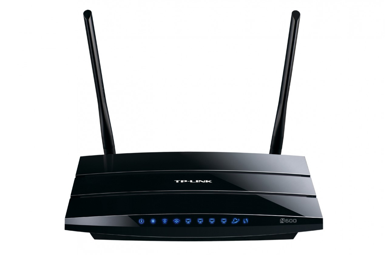 Router TP-Link TL-WDR3600 N600 Dual band Wireless 802.11a/n 4xLAN,2xUSB